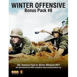 ASL Winter Offensive 2017 bonus pack 8