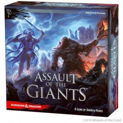 Assault of the Giants - D&D