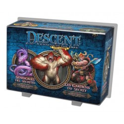 Descent : Héros & Monstres : Les Gardiens du Secret