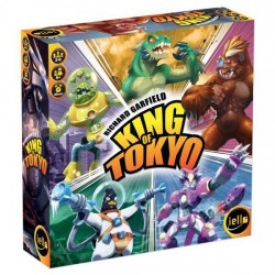 King of Tokyo édition 2016