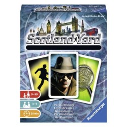 Scotland Yard : le jeu de cartes