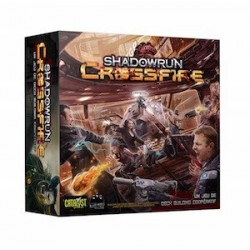 Shadowrun Crossfire VF