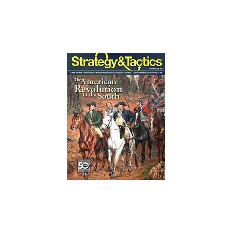 Strategy & Tactics 304 : The American Revolution in the South