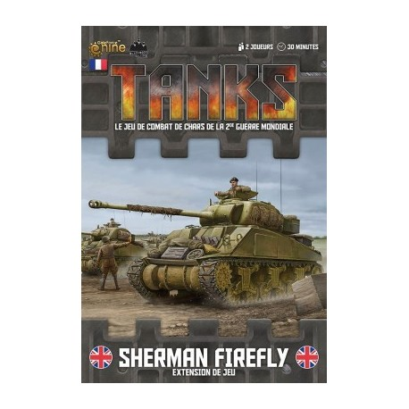 TANKS • Sherman Firefly