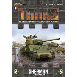 TANKS • Sherman