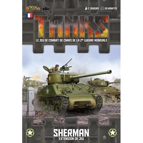 TANKS • Sherman