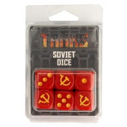 TANKS • Soviet Dice