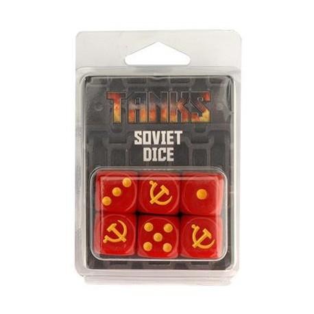 TANKS • Soviet Dice