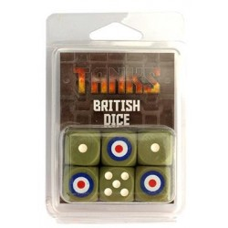 TANKS • British Dice