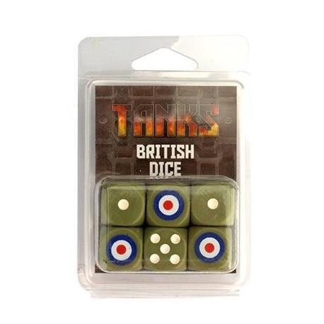 TANKS • British Dice
