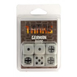 TANKS • German Dice set