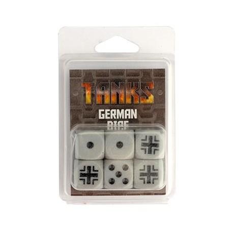 TANKS • German Dice set