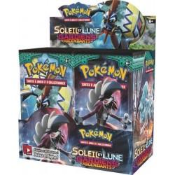 Pokémon Display de 36 Boosters Soleil et Lune Gardiens Ascendants