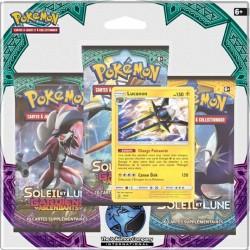 Tri Pack Pokémon Soleil et Lune Gardiens Ascendants