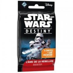 Star Wars Destiny - Display - L'Âme de la Rébellion