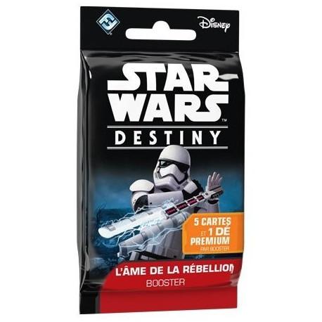 Star Wars Destiny - Display - L'Âme de la Rébellion