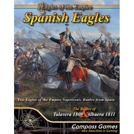 Buy Spanish Eagles - Agorajeux online game store