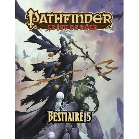 Pathfinder : Bestiaire 5