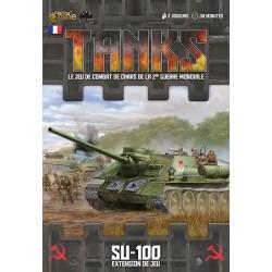 TANKS • SU-100