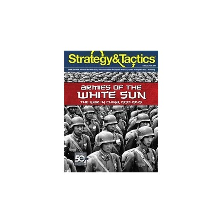 Strategy & Tactics 305 : Armies of the White Sun