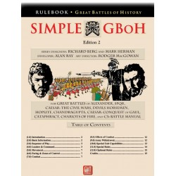 Simple Great Battles of History - 2nd Edition