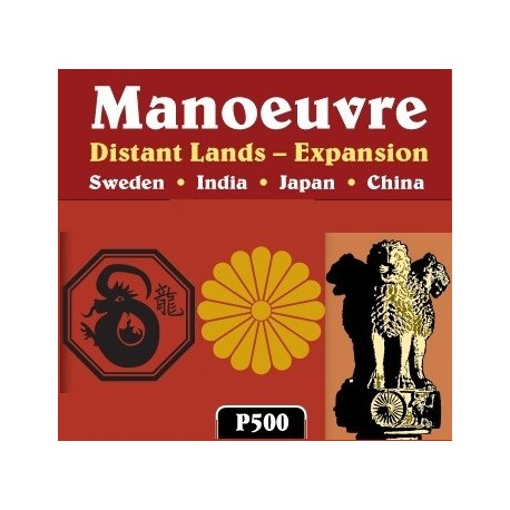 Manoeuvre Distant Lands Expansion