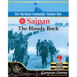 Saipan - The Bloody Rock