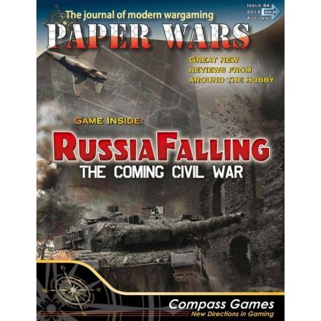Paper Wars 85 - Russia Falling
