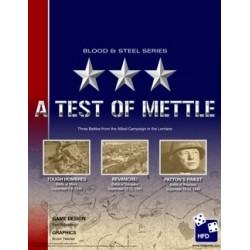A Test of Mettle - boxed edition