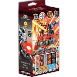 Dice Masters : Iron Man & Warmachine - Starter VF