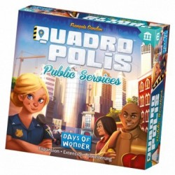 Quadropolis : Services publics + tuile promo