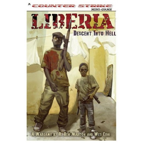 Liberia - descent into hell