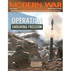 Modern War n°30 : Enduring Freedom