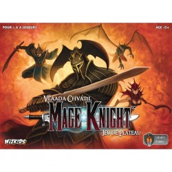 Mage Knight French edition
