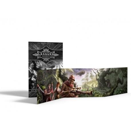 Leagues of Adventure - Kit de Découverte