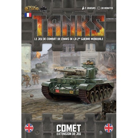 TANKS • Comet