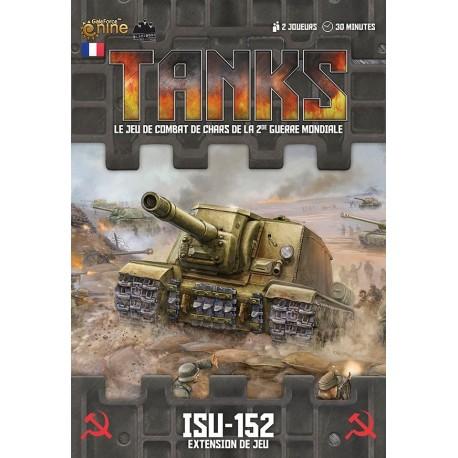 TANKS • ISU-152