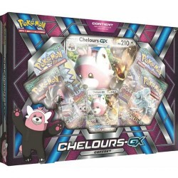 Coffret Pokémon Chelours GX