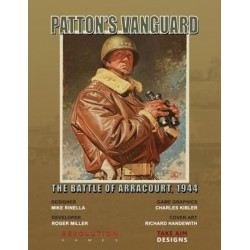 Patton's Vanguard : The Battle of Arracourt - 1944