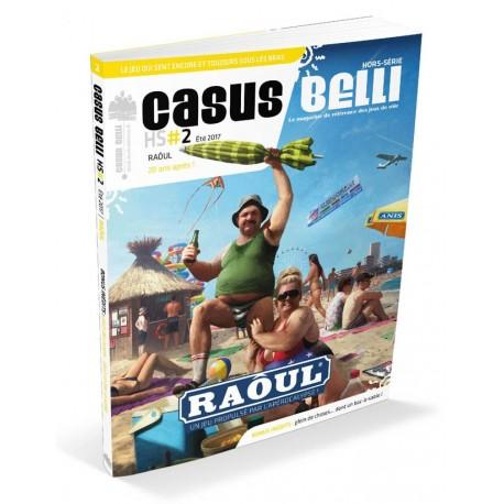 Casus Belli HS2 Raôul le jeu de rôle propulsé par l'Apérocalypse
