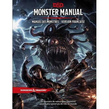 D&D 5 - Manuel des Monstres