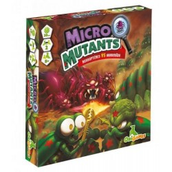 Micro Mutants : Russoptères VS Araknoïdes