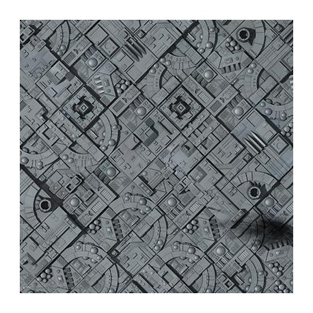 Space Game Mat - Space Station