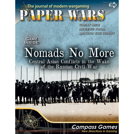Paper Wars 86 - Nomads No More