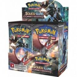 Pokémon Display de 36 Boosters Soleil et Lune 3