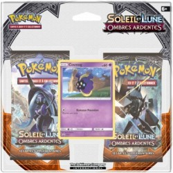 Pokémon - Pack 2 Boosters SL3 Soleil & Lune : Cosmog