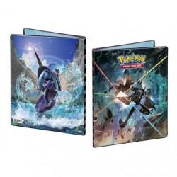 Cahier range-cartes A4 Pokémon Soleil & Lune 3 - 180 cartes