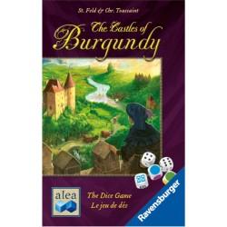 Les Chateaux de Bourgogne : Le Jeu de Dés