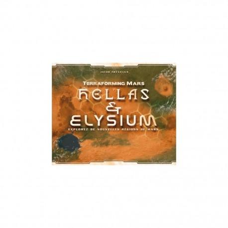 Terraforming Mars VF : Hellas et Elysium