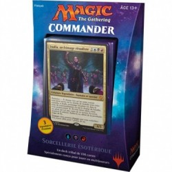 Magic the Gathering - Deck Commander 2017 : Sorcellerie Esotérique